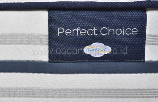 Comforta Perfect Choice Divan Oreo + Sandaran Sydney